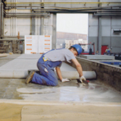 RECKLI® formliners, concrete patterns and moulds