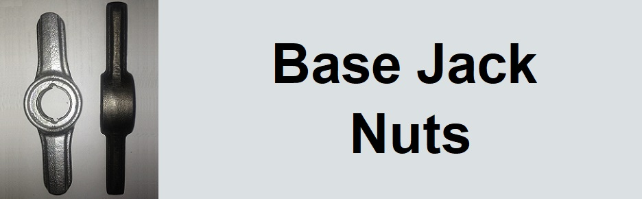 Base Jack Nuts, formwork, scaffolding accessories